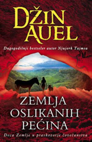 Zemlja oslikanih pećina - Džin Auel