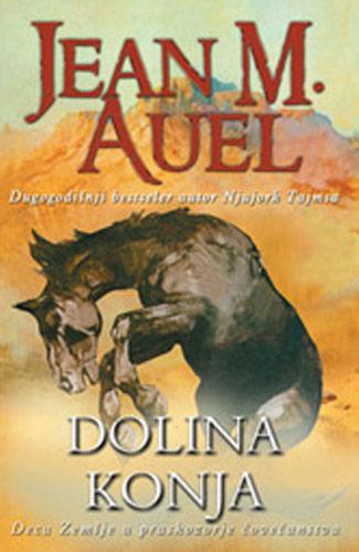 Dolina konja - Jean Auel