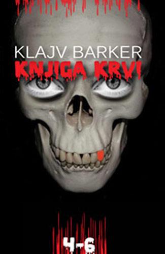 Knjiga krvi - Klajv Barker